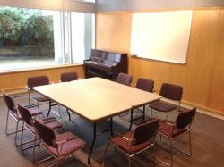 Coal Harbour Room Rental - Meeting Room