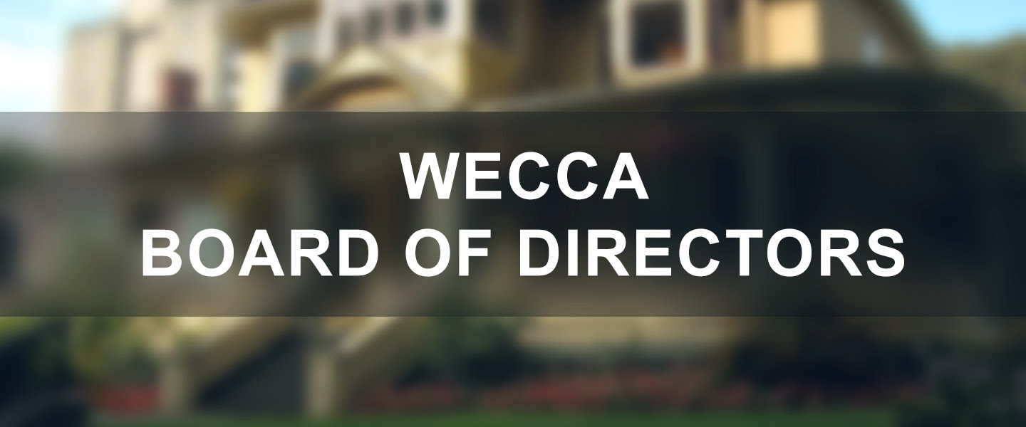 about WECCA's board of directors