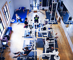 group fitness classes - vancouver gym services