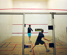 squash courts vancouver - racquetball gym
