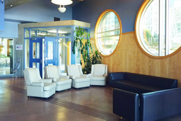 coal harbour room rental - vancouver rec centres