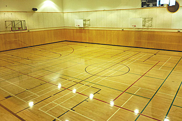 Coal Harbour Gymnasium - Vancouver Room Rental