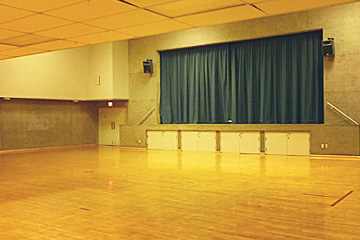 west end room rental - auditorium