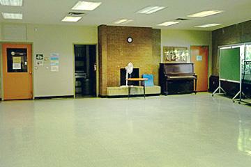 west end room rental - bidwell room