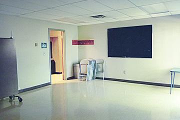 west end room rental - meeting room