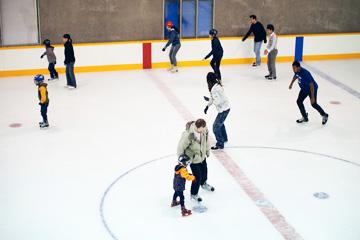 west end ice rink rental