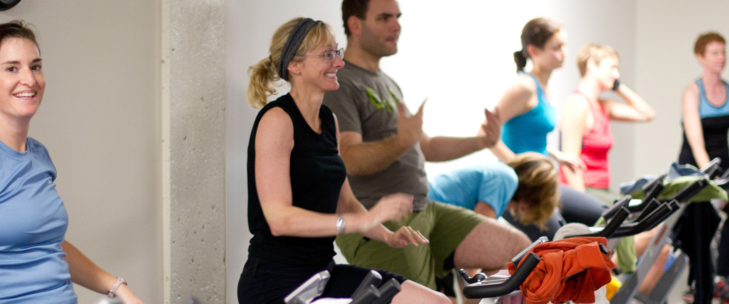 Vancouver indoor cycling classes