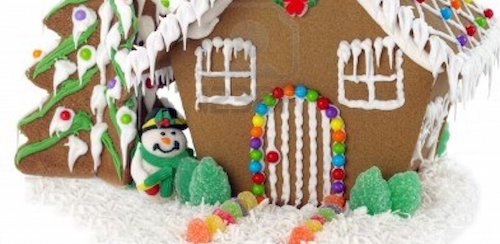 gingerbread house - vancouver community centres