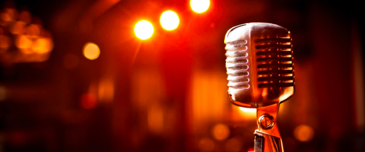 """""""Try it Out"""" open mic - Barclay Manor Community Centre"""