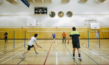 Weekday Evening Adult Sports!
