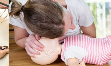 Red Cross Baby Sitting Training